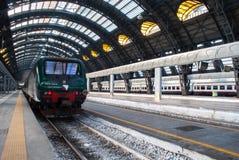 Railway engine Stock Image