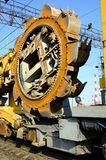 Railway equipment Royalty Free Stock Photo