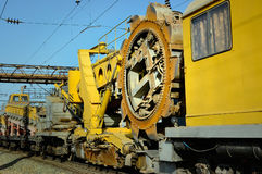 Railway equipment Royalty Free Stock Photos