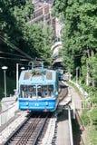 Railway funicular in Kyiv Royalty Free Stock Photos