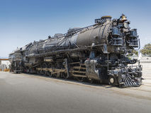 Railway Giant 4-12-2 9000 Steam Locomotive 1926 Stock Photography