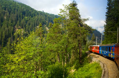 Railway Journey Royalty Free Stock Images
