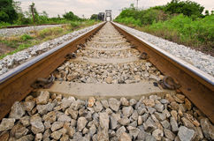 Railway junction Stock Photos