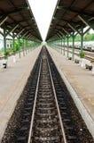 Railway line Stock Photography