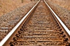 Railway line Royalty Free Stock Photography