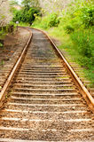Railway line Royalty Free Stock Images
