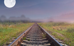 Free Railway Line Stock Images - 32412934