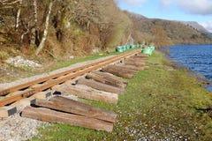 Railway maintenance. Royalty Free Stock Photo