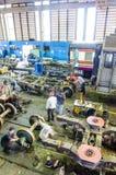 The railway maintenance. Stock Photo