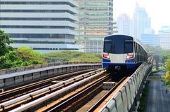 Free Railway Mass Transit Of Bangkok Thailand Royalty Free Stock Images - 40368479