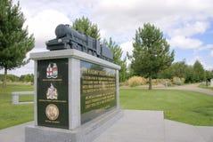 Railway Memorial Royalty Free Stock Image