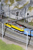 Railway museum, Bucharest Stock Photography