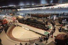 The Railway Museum Omiya, Japan Royalty Free Stock Images