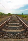Railway out of use Stock Images