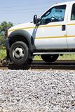 Railway Pick Up Truck Royalty Free Stock Images