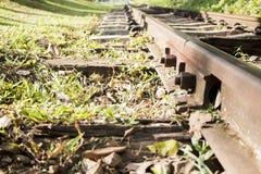 Railway Pieces Stock Image