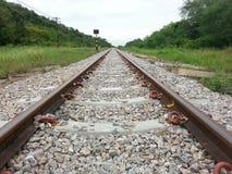 Railway. Rail way tarffic Stock Image