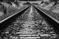 Railway. A shot of rail way Royalty Free Stock Image