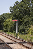 Railway Signal Stock Photography