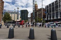 Railway Square, Sydney Australia Stock Image