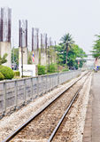 Railway staion Royalty Free Stock Photography