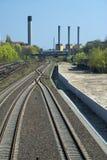 Railway station Royalty Free Stock Image
