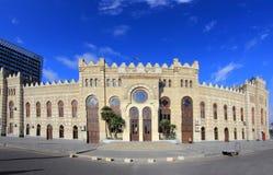 Railway station in Baku, Azerbaijan Stock Image