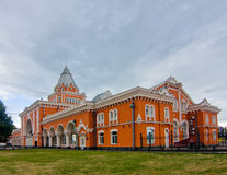 Railway station of Chernihiv, Ukraine Stock Images
