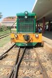 Railway station in Da Lat, Vietnam Royalty Free Stock Photo