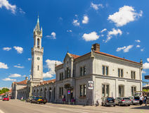 Railway station of Konstanz, Germany Stock Images