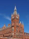 Railway Station, London Royalty Free Stock Photos