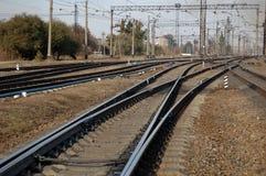 Railway station near stock photos