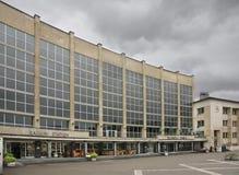 Railway station in Sarajevo. Bosnia and Herzegovina Stock Photos