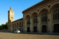 The railway station, Toledo, Spain Stock Photo