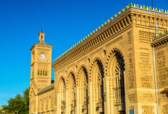 The railway station of Toledo, Spain Stock Photography