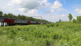 Railway summer stock footage