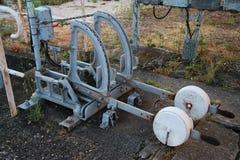 Railway Switching Equipment Stock Photos