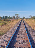 Railway thai Stock Photography