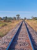 Railway thai Stock Photography