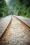 Railway Track Royalty Free Stock Image