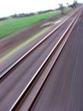 railway track Στοκ Εικόνες