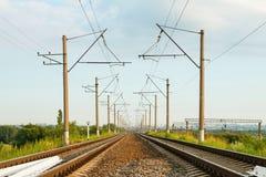 Railway track. Stock Images