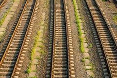 Railway track. Stock Photography