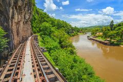 Kanchanaburi - Thailand Stock Images