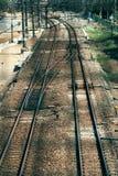 Railway track Royalty Free Stock Image