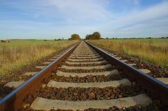 Free Railway Tracks Royalty Free Stock Photos - 27351008