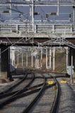 Railway Tracks Royalty Free Stock Image