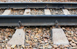 Railway tracks Stock Photos