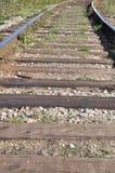 Railway tracks Royalty Free Stock Photography