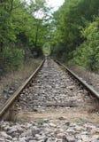Railway tracks Royalty Free Stock Photos